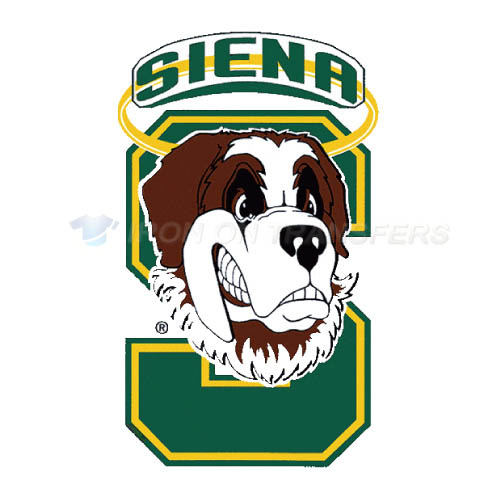 Siena Saints Logo T-shirts Iron On Transfers N6172