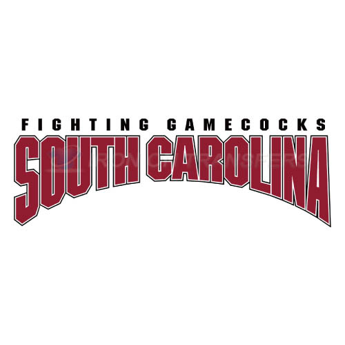 South Carolina Gamecocks Logo T-shirts Iron On Transfers N6193
