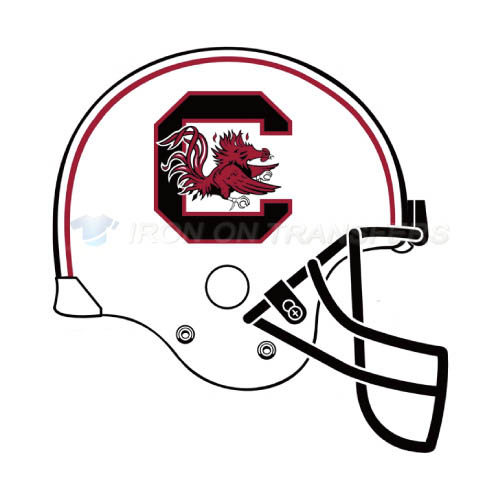 South Carolina Gamecocks Logo T-shirts Iron On Transfers N6199