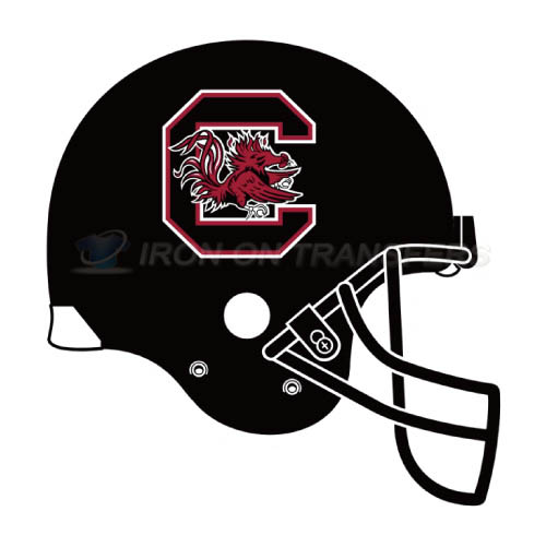 South Carolina Gamecocks Logo T-shirts Iron On Transfers N6200
