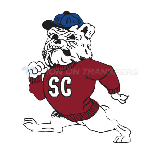 South Carolina State Bulldogs Logo T-shirts Iron On Transfers N6