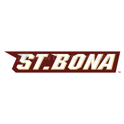 St. Bonaventure Bonnies Logo T-shirts Iron On Transfers N6325