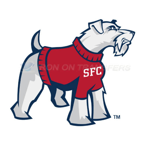 St. Francis Terriers Logo T-shirts Iron On Transfers N6333