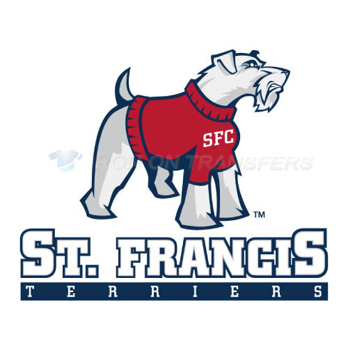 St. Francis Terriers Logo T-shirts Iron On Transfers N6334