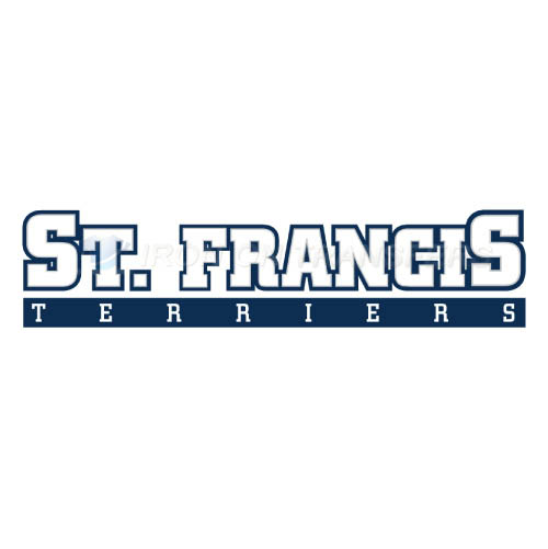 St. Francis Terriers Logo T-shirts Iron On Transfers N6335
