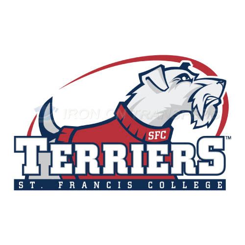St. Francis Terriers Logo T-shirts Iron On Transfers N6337