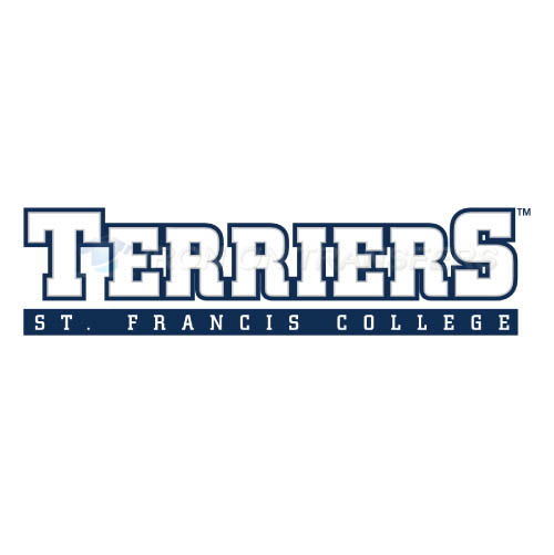 St. Francis Terriers Logo T-shirts Iron On Transfers N6338
