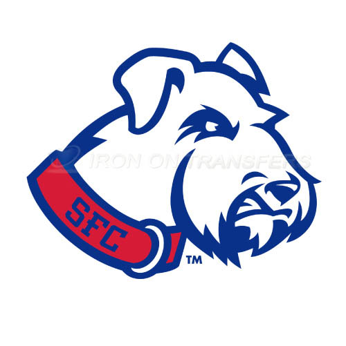 St. Francis Terriers Logo T-shirts Iron On Transfers N6340