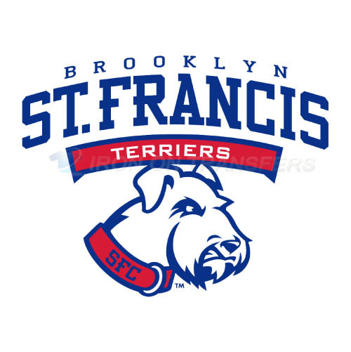 St. Francis Terriers Logo T-shirts Iron On Transfers N6342