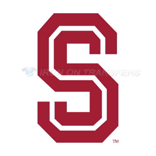 Stanford Cardinal Logo T-shirts Iron On Transfers N6378
