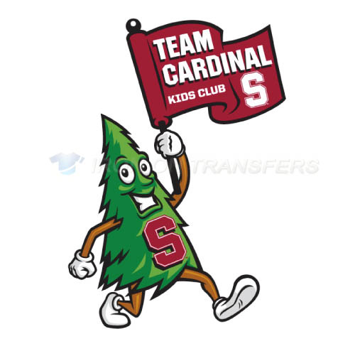 Stanford Cardinal Logo T-shirts Iron On Transfers N6379
