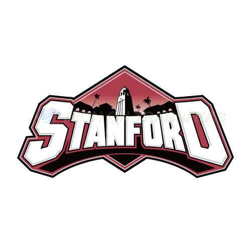 Stanford Cardinal Logo T-shirts Iron On Transfers N6384