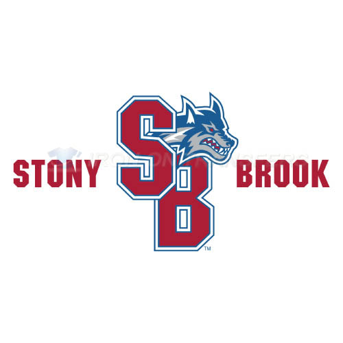 more photos a362b 9983f Stony Brook Seawolves Logo T-shirts Iron On Transfers N6399 ...