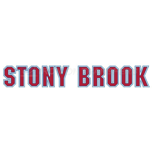 Stony Brook Seawolves Logo T-shirts Iron On Transfers N6404