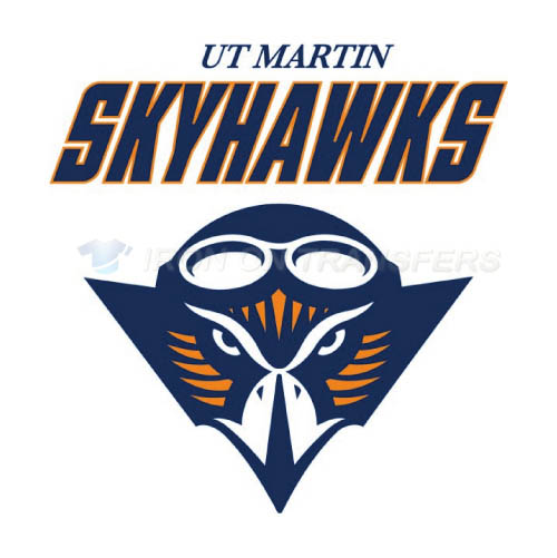 Tennessee Martin Skyhawks Logo T-shirts Iron On Transfers N6452