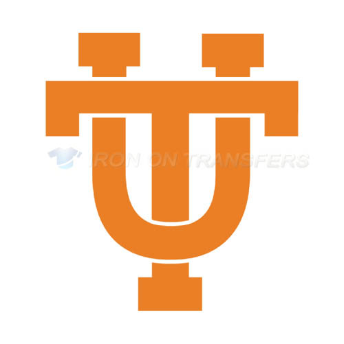 Tennessee Volunteers Logo T-shirts Iron On Transfers N6470