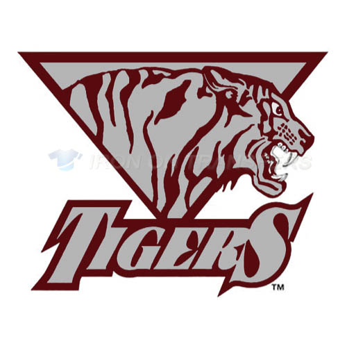 Texas Southern Tigers Logo T-shirts Iron On Transfers N6547