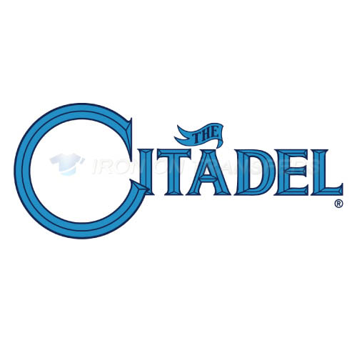 The Citadel Bulldogs Logo T-shirts Iron On Transfers N6569