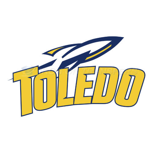 Toledo Rockets Logo T-shirts Iron On Transfers N6571