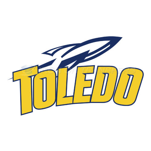 Toledo Rockets Logo T-shirts Iron On Transfers N6573