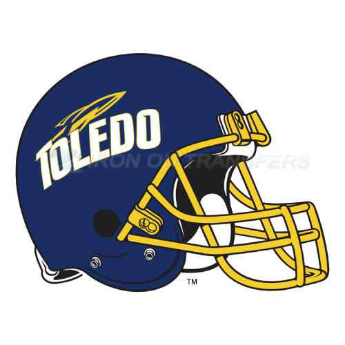 Toledo Rockets Logo T-shirts Iron On Transfers N6575