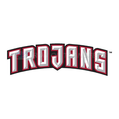 Troy Trojans Logo T-shirts Iron On Transfers N6594