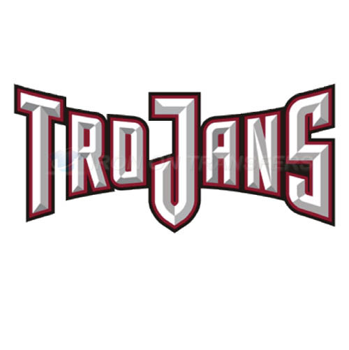 Troy Trojans Logo T-shirts Iron On Transfers N6595
