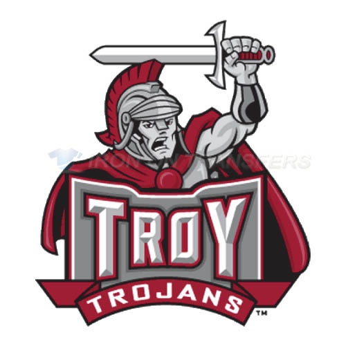 Troy Trojans Logo T-shirts Iron On Transfers N6600