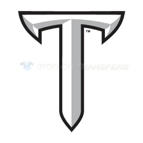 Troy Trojans Logo T-shirts Iron On Transfers N6601
