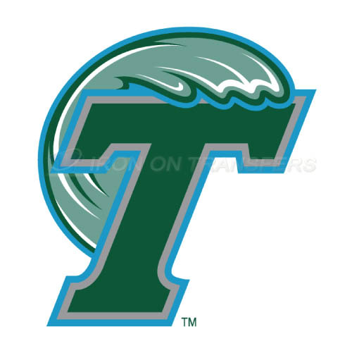 Tulane Green Wave Logo T-shirts Iron On Transfers N6605