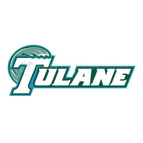 Tulane Green Wave Logo T-shirts Iron On Transfers N6607