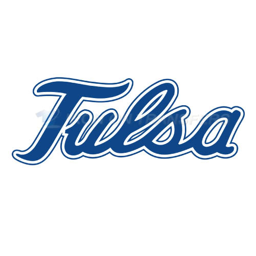 Tulsa Golden Hurricane Logo T-shirts Iron On Transfers N6624