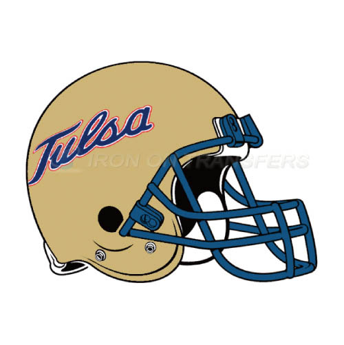 Tulsa Golden Hurricane Logo T-shirts Iron On Transfers N6627