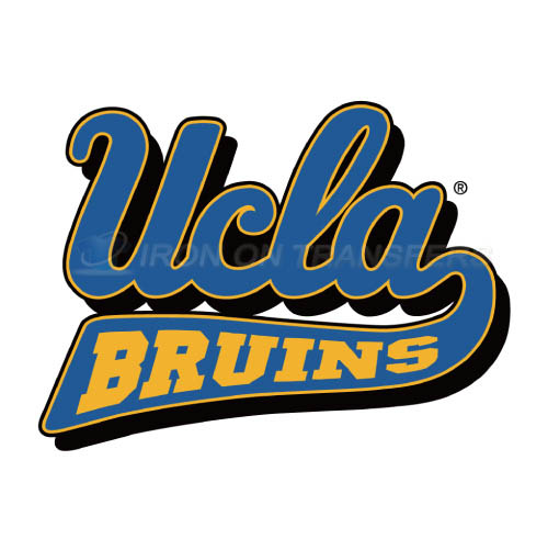 UCLA Bruins Logo T-shirts Iron On Transfers N6638
