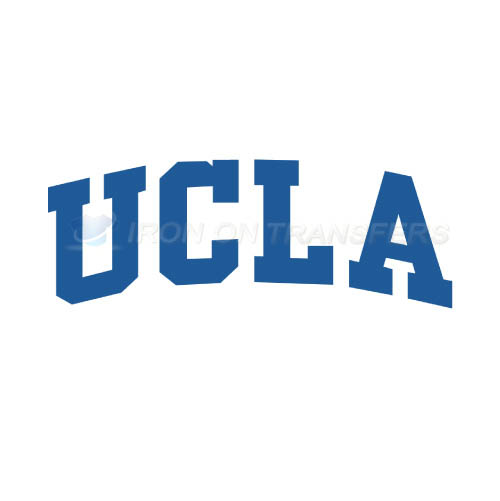 UCLA Bruins Logo T-shirts Iron On Transfers N6642