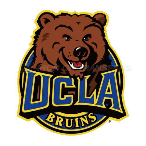 UCLA Bruins Logo T-shirts Iron On Transfers N6644