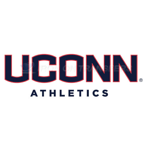 UConn Huskies Logo T-shirts Iron On Transfers N6656