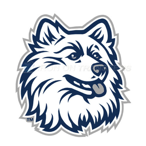 UConn Huskies Logo T-shirts Iron On Transfers N6661