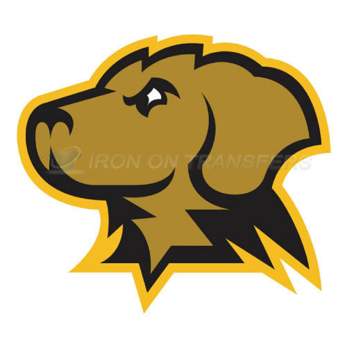 UMBC Retrievers Logo T-shirts Iron On Transfers N6687
