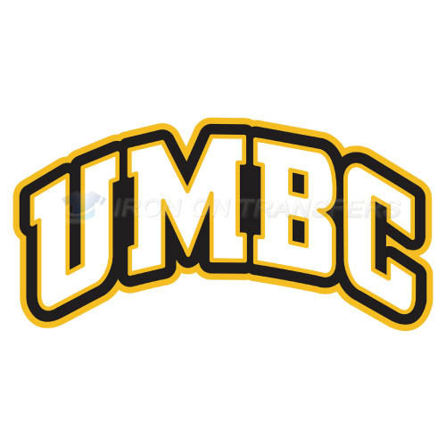 UMBC Retrievers Logo T-shirts Iron On Transfers N6688