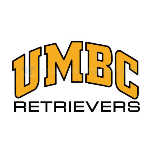 UMBC Retrievers Logo T-shirts Iron On Transfers N6690
