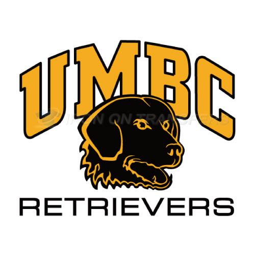 UMBC Retrievers Logo T-shirts Iron On Transfers N6691