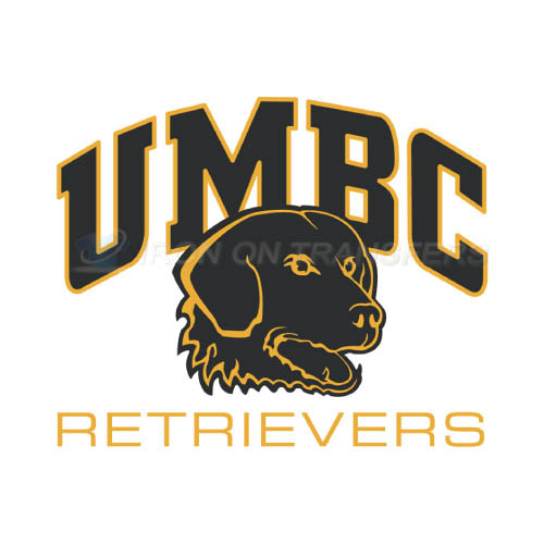UMBC Retrievers Logo T-shirts Iron On Transfers N6692