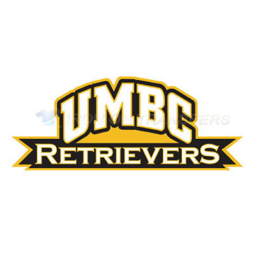 UMBC Retrievers Logo T-shirts Iron On Transfers N6693