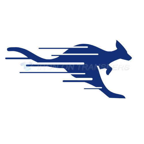 UMKC Kangaroos Logo T-shirts Iron On Transfers N6696