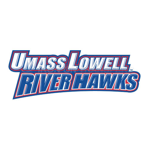 UMass Lowell River Hawks Logo T-shirts Iron On Transfers N6681