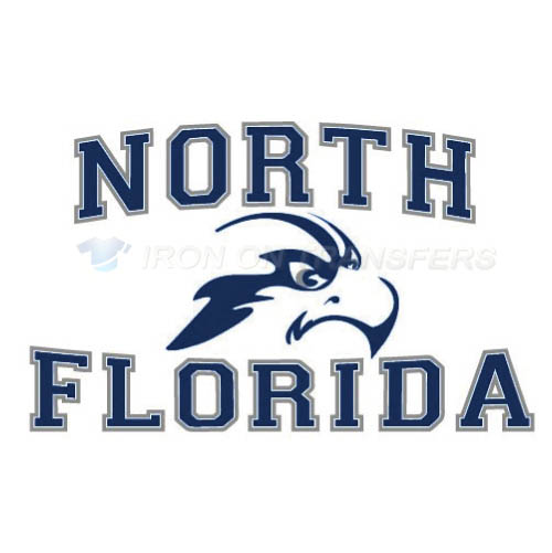 UNF Ospreys Logo T-shirts Iron On Transfers N6705