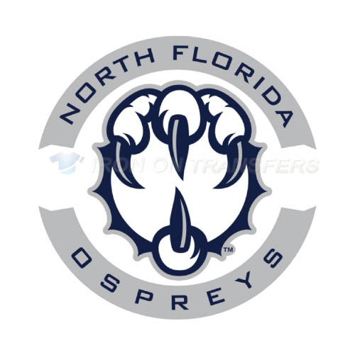 UNF Ospreys Logo T-shirts Iron On Transfers N6711