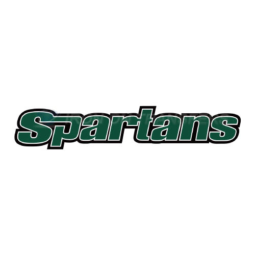USC Upstate Spartans Logo T-shirts Iron On Transfers N6725