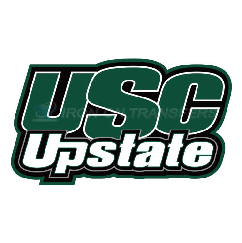 USC Upstate Spartans Logo T-shirts Iron On Transfers N6730
